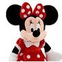 Peluche Minnie Mouse Vestido Rojo 73 Cm, Excelente Calidad!