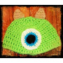 Gorro Monster Inc Mike Wasoski Monster University