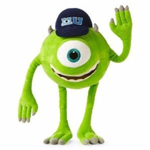 Peluche Mike Wazoski De Monster University 30 Cm Toyland