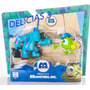 Monsters Inc. Set De 2 Figuras Sulley - Mike Wazowski