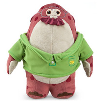 Monsters University Don Carlton Peluche 19 Cms Disney