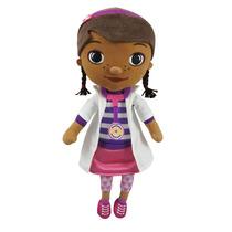 Muñeca Doctora De Juguetes Peluche, Mide 28 Cm