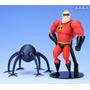Mr. Increíble Revoltech Original Disney Pixar Geek