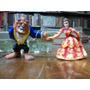 Muñeco Pelicula La Bella Y La Bestia Disney