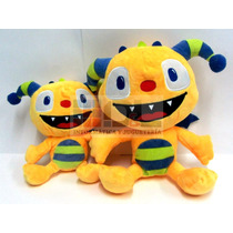 Peluche Henry Monstruito Disney 26cm Hugglemonster Local Fac