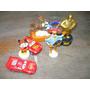 Juguetes Muñecos Mc Donalds Cars Minnie Disney(lcars)
