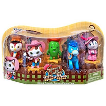 Sheriff Callie Set Con 5 Figuras Original Disney