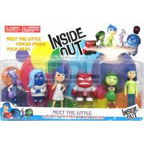 Intensa Mente Blister X6 Muñecos Disney Pixar Inside Out