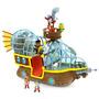 Jake Y Los Piratas Gran Barco Deluxe Original Disney Store