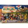 Mickey Y Sus Amigos Disney Play Set Muñecos De Pvc Gabym