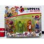 Blister Muñecos Los Muppets La Pelicula De Disney X4