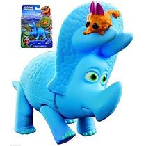 The Good Dinosaur Sam Triceraptos Dinosaurio Delicias3