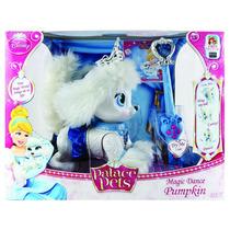 Palace Pets Magic Dance Pumpkin Mascota Princesas Disney