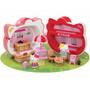 Muñequita Hello Kitty Picnic Play Case - Envio Gratis Caba