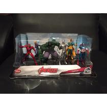 Set Avengers 6 Pc. Original Disney Store