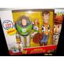 Buzz Lightyear Y Woody, Amigos Interactivos