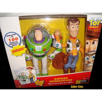 Buzz Lightyear Y Woody, Amigos Interactivos