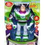 Buzz Lightyear Toy Story Camina Alas Mueve Cabeza Brazos