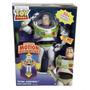Muñeco Buzz Lightyear De Lujo 100% Original Mattel Toy Story