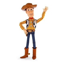 Muñeco Woody Toy Story Original Con Sonido 19 Frases Disney