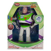 Buzz Light Year Toy Story Original Disney Store Woody