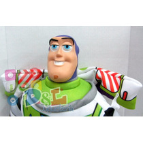 Muñeco Buzz Lightyear Toy Story Habla Grande 40 Cm Original