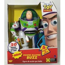 Buzz Lightyear Interactivo Toy Story Xml 64095