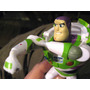 Buzz Lightyear, Muñeco Toystory! Toy Story, Disney, No Woody