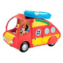 Mickey Mouse Auto Caravana De Mickey Mouse Fisher Price 2+