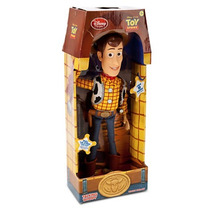 Woody O Jessie Original Disney Store Interactivo Con Sonido