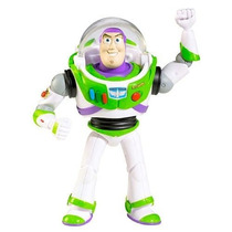 Buzz Lightyear Toy Story Camina, Luces Y Sonido Pilas Inclui