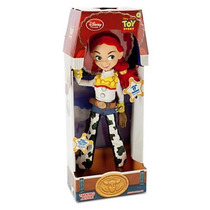 Toy Story Jessie Disney Original Habla En Ingles!!!