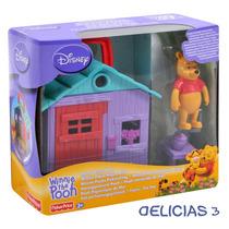 Casa Merienda De Miel De Winnie The Pooh Con Licencia