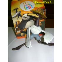 Grulla De La Pelicula Kung Fu Panda, Coleccion Mc Donald´s