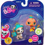 Littlest Pet Shop Blister X 2 Con Accesorios Hasbro