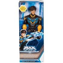 Max Steel Muñeco Battle Bow Max Original Mattel