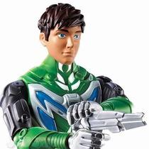 Muñeco Max Steel Max Armadura De Batalla, Mattel