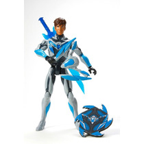 Max Steel Traje De Batalla Armadura Turbo, Imperdible!