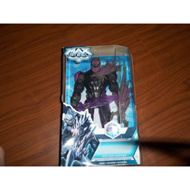Muñeco Juguete Original Max Steel Extroyer Violeta Mortal