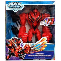 Max Steel Mega Destruccion, Original Mattel