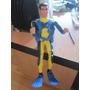 Muñeco Articulado Patas De Rana Mt Tipo Max Steel Action Man