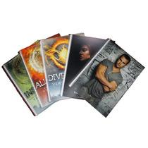 Cuadernos Universitarios Personalizados De Divergente