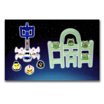 Angry Birds Star Wars Nave / Catapulta Con Luz Led Y Sonidos