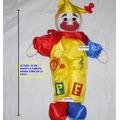 Piñon Fijo Muñeco Tela 45cm,tambien Sapo Pepe Homero Pantera