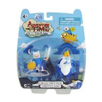 Hora De Aventura X 2 Original Finn Iceking Adventure Time