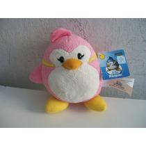 Peluche Air Penguin Rosa Original