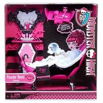 Monster High - Set De Dormitorio !!! Draculaura !!!