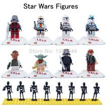 S-lego Star Wars - 8 Modelos - Importado.