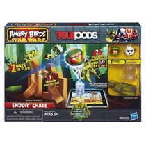 Angry Birds Star Wars Telepods Endor Chase Pack Vehiculos