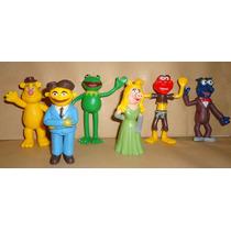Lote X 6 Figuras Los Muppets 9 Cm Ideal Adorno Torta